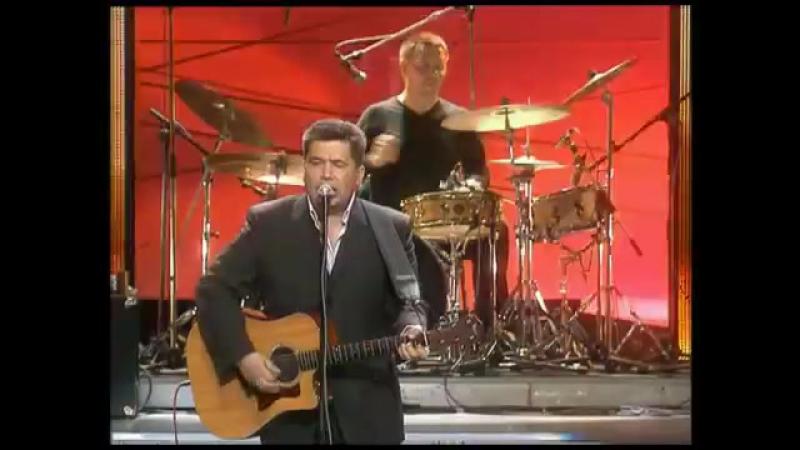 Любэ - Солдат Концерт в ГЦКЗ Россия 23 февраля 2004 г.