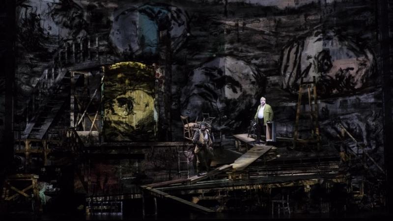 WOZZECK - Alban Berg - Salzburger Festspiele, 2017
