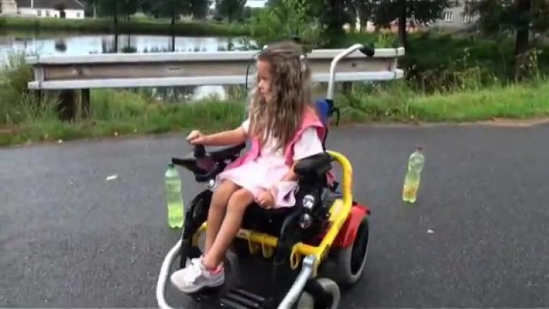 Детская электроколяска Скиппи