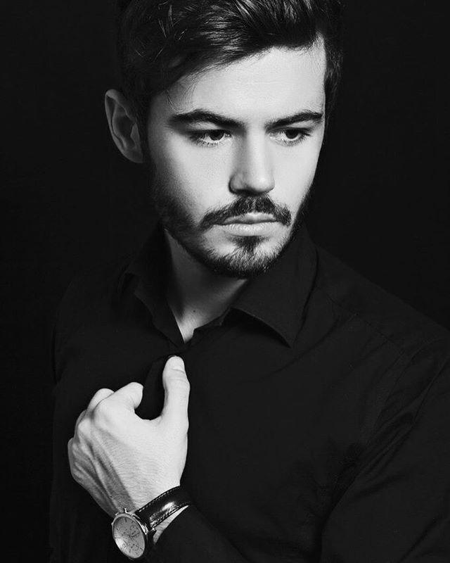 Антон Климик: Mr. Black , #Portrait