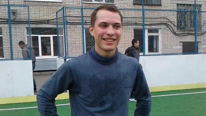 Интервью Алмосова Алексея (АТ) после матча с РПВ 2:4