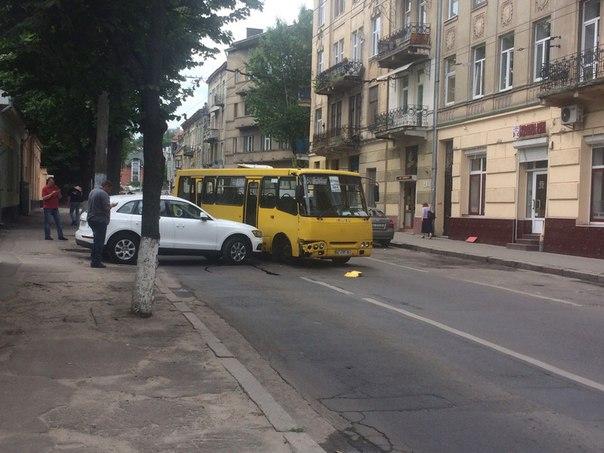 Вул. Зелена 48, ДТП – Варта Львів