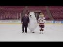 Видео того, как в Миннеаполисе снимали рекламный ролик спонсора клуба Minnesota Golden Gophers