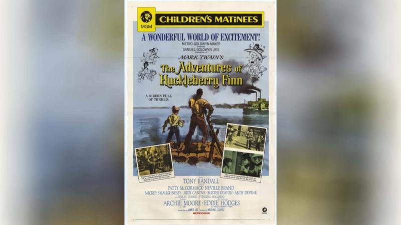 Приключения Гекльберри Финна (2012)   Die Abenteuer des Huck Finn