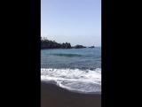 Playa  da la arena