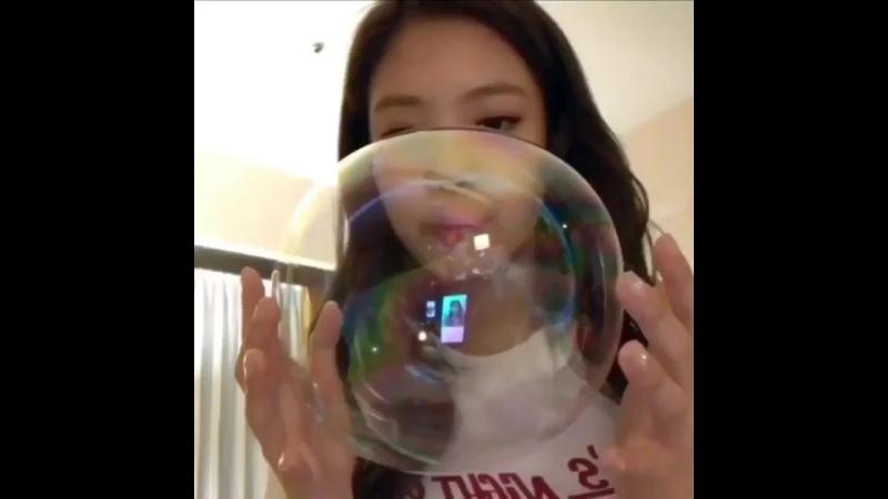 KPTV | Дженни и мыльный пузырь 🌸