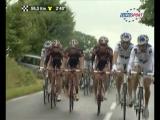 Tour de France 2008 03 (Saint-Malo - Nantes) Eurosport (RUS) Part 1