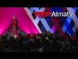 Мади Мамбетов. Не воспринимайте депрессию, как блажь TEDxAlmaty