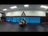 Rat Guard to Triangle To 100% to Double Wrist Lock