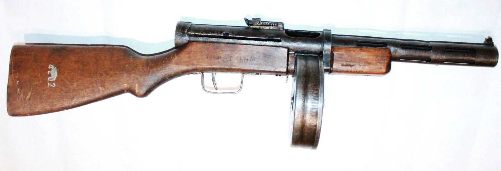 Оружие Великой Отечественной войны