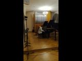 Картина для фортепиано
