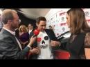 Red Carpet Styling-Plausch mit den Stars beim New Faces Award ...
