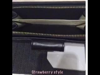 Отличные подарочки к 8 марта🌺💐 Кошельки Chanel 750🇷🇺 Цвет : черный и красный подарокжене подарокмаме подароксестре кошелекша