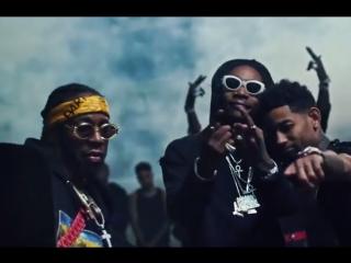 Wiz Khalifa x Young Thug x 2 Chainz x PnB Rock - Gang Up [Рифмы и Панчи]
