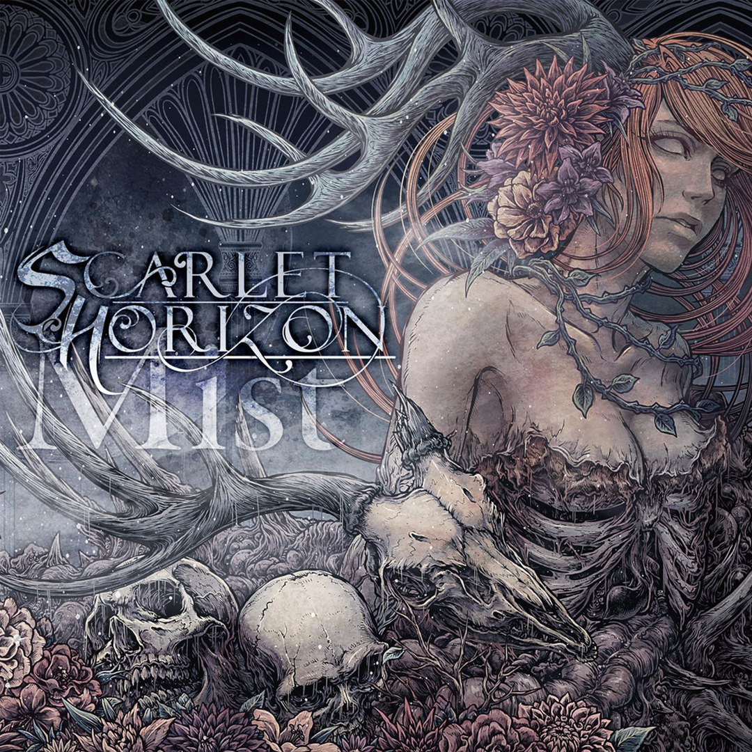 Scarlet Horizon - Mist [EP] (2017)
