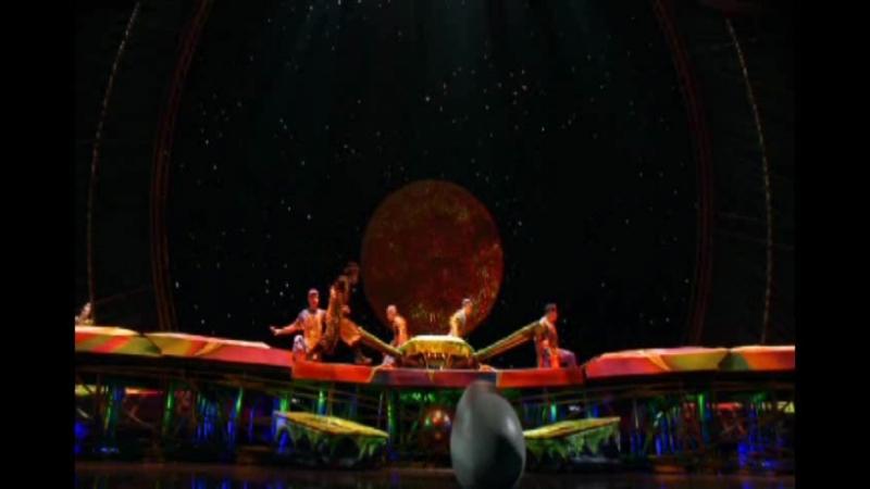 Cirque du Soleil: Zaia (Full Show) (2012)