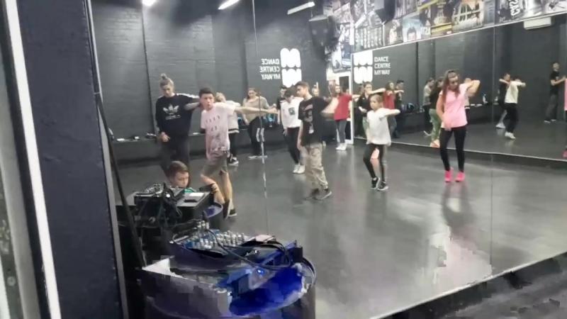 Choreography by Sasha Putilov (Astronomyy I dnt nd u) 1