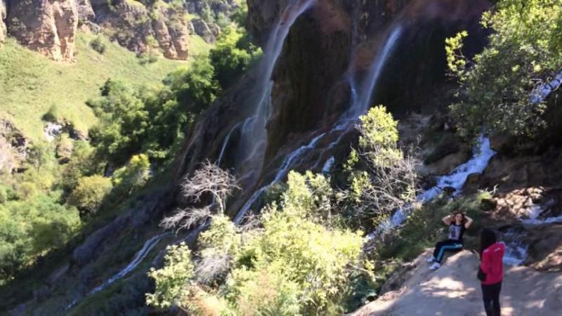 Водопад Гедмышх и озёра Шадхурей