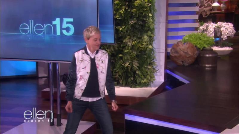 Does Ellen Smoke Weed? RUS SUB