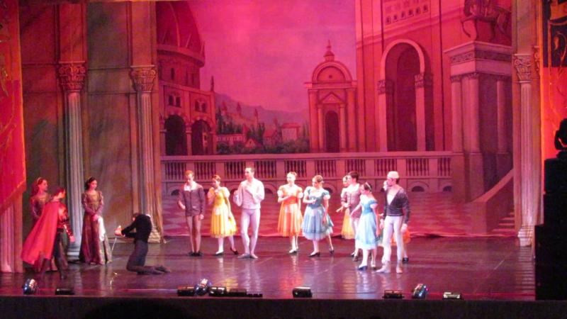 Ромео и Джульетта (балет в двух актах,музыка -Сергей Прокофьев,художественный руководитель -Анна Нехлюдова)