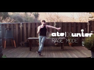NGS Hate Hunter | Rage Mode (Hard Electro / Industrial Dance)