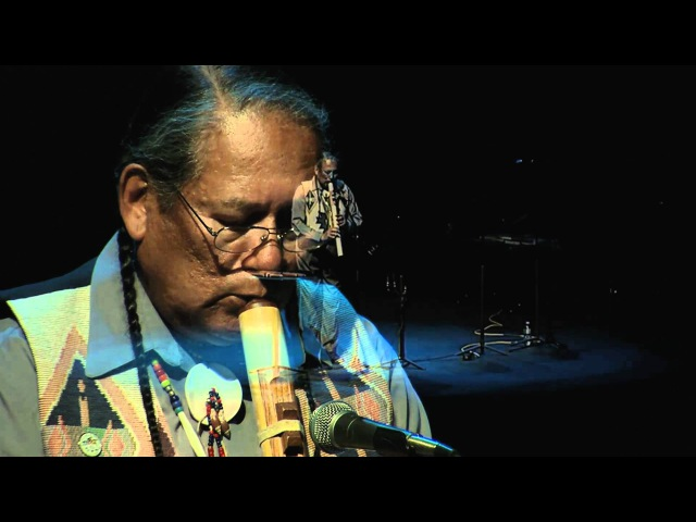 Native Flute Solo - R. Carlos Nakai, Live at Montgomery College