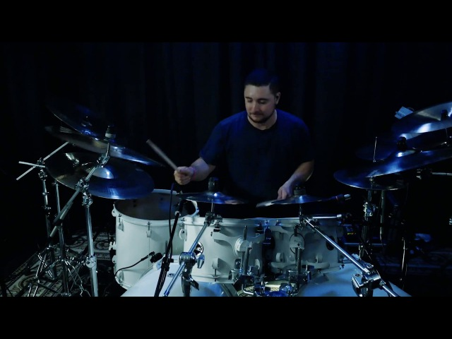 Trivium - Beyond Oblivion (Alex Bent Drum Playthrough)