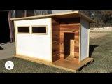 Build a Modern Dog House | Modern Builds | EP. 15