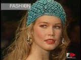 VALENTINO Paris Spring Summer 1993 - Fashion Channel