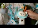 Обзор детской электрокачели Babycare