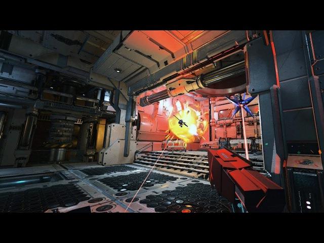 REGENESIS: ARCADE VR - Features Trailer【HTC Vive, Oculus Rift】Hyperbook Studio