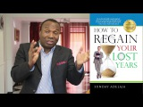 HOW TO REGAIN YOUR LOST YEARS BOOK PRE-ORDER
