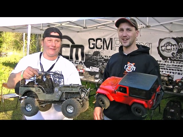 Rig Review - Randy's Big 1/6 Jeep on GCM Skeleton Chassis