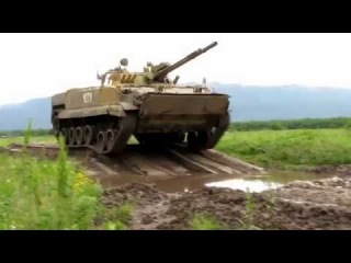 T-90 main battle tanktracked infantry fighting vehicle