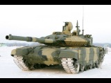 T-90MS is the latest version of the Russian T-90 main battle tank.