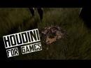 SplashMesh Andreas Glad Houdini for Games
