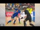 Angellott faz gol antológico pela Colômbia em amistoso contra as estrelas da FIFA no Futsal