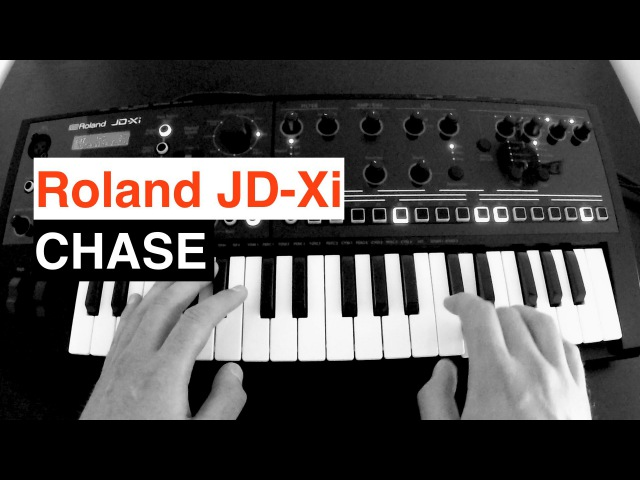 Roland JD-Xi | Moroder - Chase