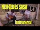 Mercedes Sosa - Yo vengo a ofrecer mi corazón - Improvisacion - Ecuador - Russia