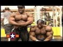 Flex Wheeler Chris Cormier Back Workout For 1999 Mr Olympia YouTube 720p