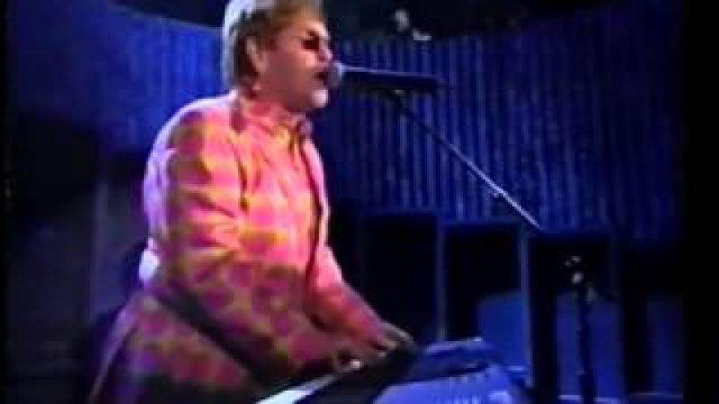 Eminem Elton John Stan Live at Grammy Awards (2001)