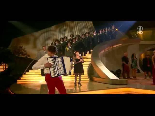 Mireille Mathieu, Andrea Berg, Helene Fischer e a Wenn mein Lied eine Seele küsst YouTube 720p