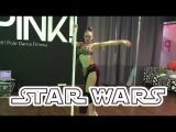 STAR WARS  Yohanna Almagro  TWERK Freestyle