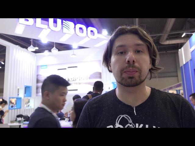 IXBT: Стенд BLUBOO на выставке Global Sources Mobile