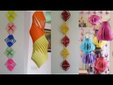 8 Easy Diwali Nd Christmas Decoration IdeasTutorial#by Deep Panesar#A3 all about art