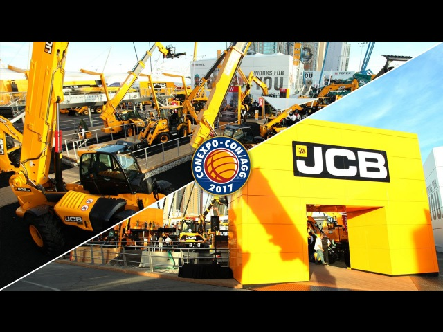 Welcome to JCB at Conexpo 2017