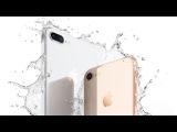 Презентация iPhone 8 за 8 секунд
