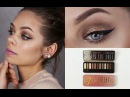 BEAUTY ON A BUDGET W7 IN THE BUFF EYESHADOW PALETTE DUPE FOR NAKED 2