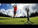 GoPro 5 Black golf , epic fail .