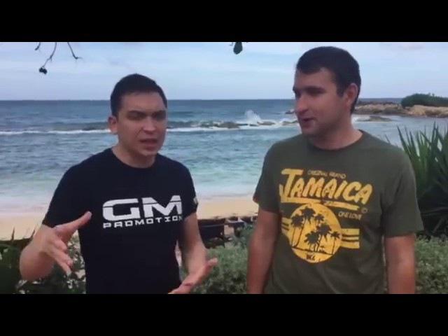 Дашкиев и Осипов (Бизнес Молодость) о тренинге Тони Роббинса